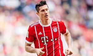 Lewandowski chính thức ra quyết định về tương lai tại Bayern Munich