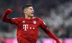Lewandowski từng từ chối chuyển sang PSG và Premier League