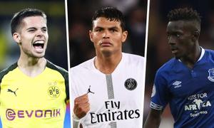 Thiago Silva chọn ra 2 sự bổ sung cho tuyến giữa của PSG