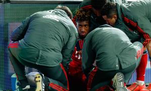 Sau Muller, Bayern Munich thêm âu lo trước đại chiến với Liverpool