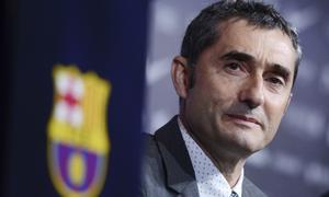 Valverde tiết lộ lý bí kíp để dẫn dắt Barcelona lâu dài